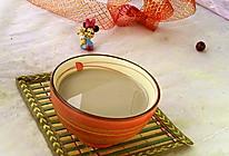 桂花莲子豆浆#松下多面美味#的做法