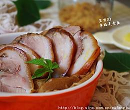 夏天冻着吃才更过瘾!———七里飘香酱猪肘的做法