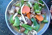 素杂菇的做法