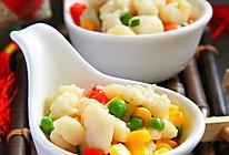 #豆果优食汇#顺风顺水鱼米满仓的做法