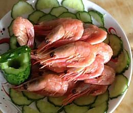 北极虾——白灼虾的做法