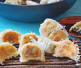 冰花生煎饺#MEYER·焕新厨房,唤醒美味#的做法