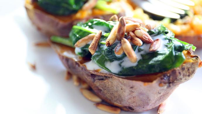 风味烤红薯#美的烤箱菜谱#