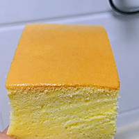 比戚风蛋糕还好吃的—台湾古早味蛋糕的做法图解18