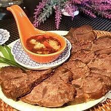 年夜饭-私房酱香牛肉