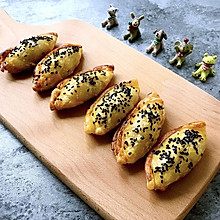 黄桃酥(蛋挞皮版)