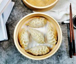 #福气年夜菜#烫面版猪肉胡萝卜玉米饺子的做法