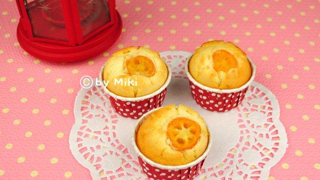 白丝绒金桔蛋糕#博世红钻家厨#的做法