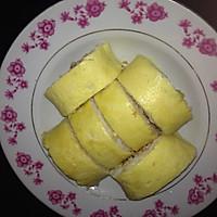 蛋皮寿司的做法图解3