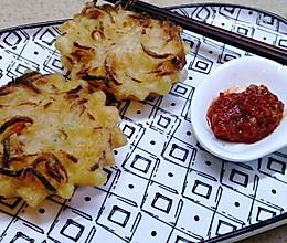 上海街头小吃—油墩子的做法