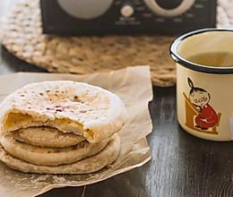 许阿婆的蜂蜜糖饼「食色记」的做法
