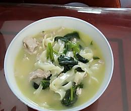 昂刺鱼汤的做法