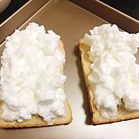 火燒雲吐司 寶寶喜歡的簡單快手早餐麵包片的做法圖解4