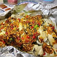 粉丝烤生蚝肉(1人食烤箱版)的做法图解22
