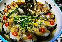 #合理膳食 营养健康进家庭#大富大贵开屏鱼的做法