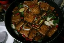 五香卤豆干的做法