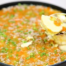 肉末豆腐鸡蛋羹丨既简单又美味,小孩抢着吃