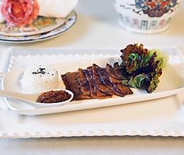 工作日晚餐韩国BBQ烤牛肉的做法