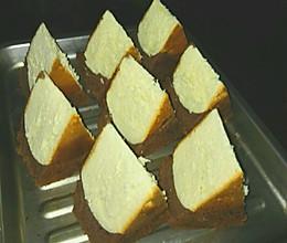 蛋糕裹面包的做法