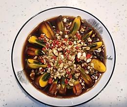#美食视频挑战赛# 凉拌皮蛋的做法