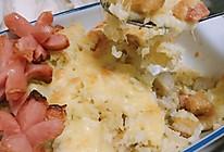 剩饭的好去处——焗个蛋炒饭吃吃的做法