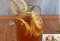 #全电厨王料理挑战赛热力开战!#蜂蜜柠檬冰红茶的做法