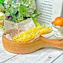 #秋天怎么吃#㊙️高颜值✅超级简单 蕾丝鸡蛋卷