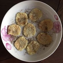 微波炉香脆薯片