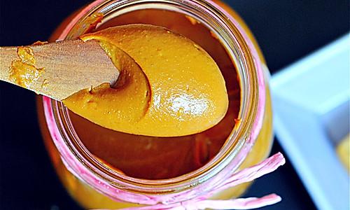 自制零添加剂花生酱的做法