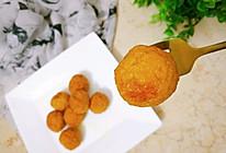 烤咖喱鱼丸的做法
