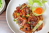 粤式啫啫煲的做法