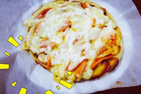 电饭锅做披萨的做法