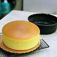 起司片棉花蛋糕 8吋無奶油、燙麵水浴烘烤(转载)的做法图解17