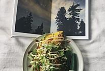 韩式鸡蛋包五花肉土豆泥的做法