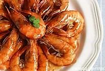 糖醋炒海虾的做法