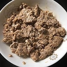 香菇蒸瘦肉