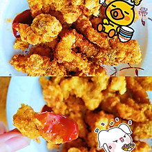 家庭版鸡米花  简单好吃(无面包糠版)