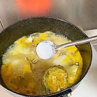 #好吃不上火#螃蟹年糕汤的做法图解8