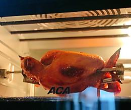 空炸烤箱奥尔良烤鸡的做法