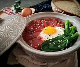 腊味煲仔饭――做出好吃的饭原来可以这么简单!#肉食者联盟#的做法