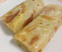 好吃蛋饼皮~附烫面基础法~用途广泛的做法