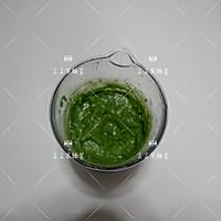 菠菜青酱海鲜意面的做法图解3