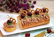 #巨下饭的家常菜#蒙布朗栗子蛋糕的做法