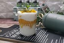 芒果酸奶杯#美食视频挑战赛#的做法
