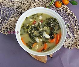 #一道菜表白豆果美食#酸菜鱼,年夜饭里一道解腻又解酒的好菜的做法