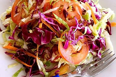 蔬菜沙律CHR1S«厨娘*✎