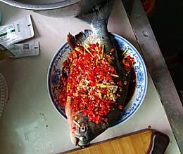跺椒鱼儿的做法