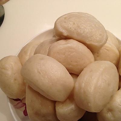 面包机做馒头