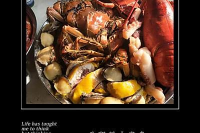 深圳海鲜大盆菜