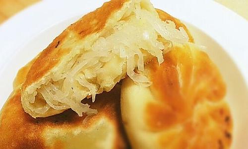 萝卜丝饼的做法